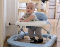 Pediatricians Urging Parents to Stop Using Baby Walkers