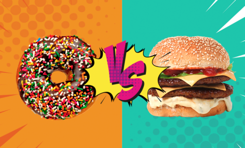 Fat or sugar? Which is worse?