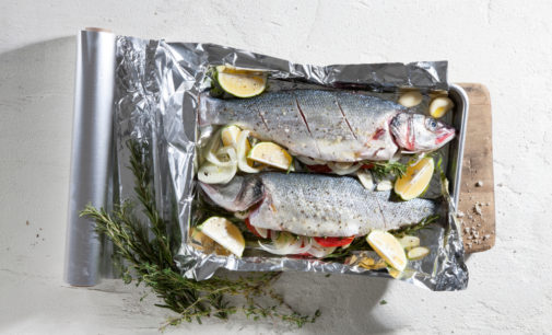 Storing Leftovers In Aluminum Foil Can Lead To These Health Risks