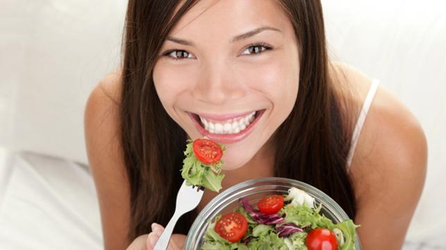 Mental Health Monday-Healthy Food Makes You Happy
