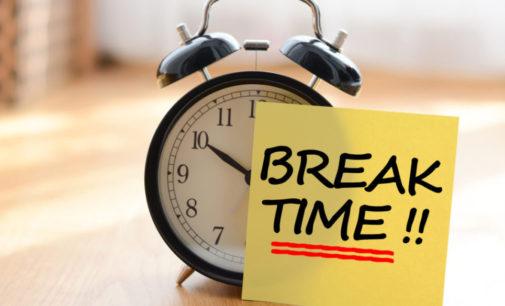 Mental Health Monday-5 Signs It's Time to Take a Mental Health Break