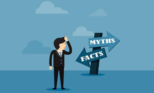 Mental Health Monday-Five myths about mental health you might still believe