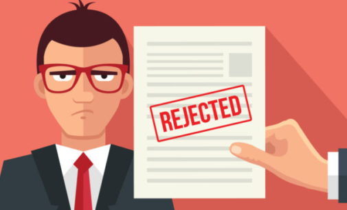 Mental Health Monday- Why getting rejected can actually help you succeed in life